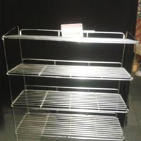 Stainless Steel  Shoe Racks