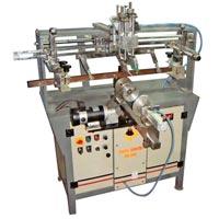 Semi Auto Round Screen Printing Machines Semi Deluxe (Item Code TI-RS150SD)