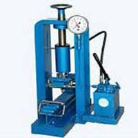 Welding Electrode Strength Testing Machine