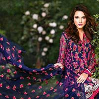 Salwar Embroidery Suit