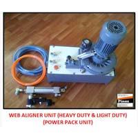 Web Aligner Unit