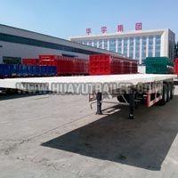 3 Axle Heavy Duty Tipper Semi Trailer (13M)