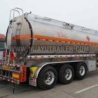 3 Axle Oil Tank Semi Trailer