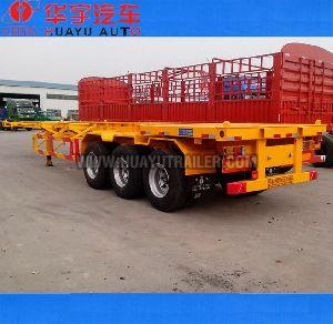 40ft Container Chassis semi Trailer