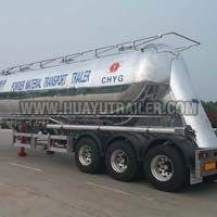 Powder Material Transport Bulk Cement Semi Trailer