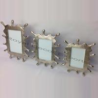 Aluminium Nickel Plated Photo Frames