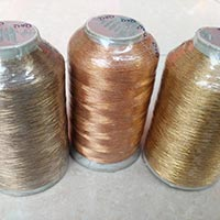 Metallic Zari Thread