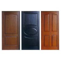 Wooden Moulded Panel Door