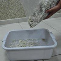 Material Preparation & Installation