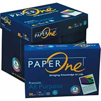 One A4 Copy Paper