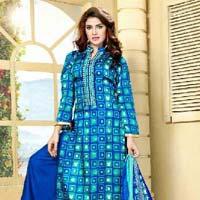 Cotton Silk Dress Materials