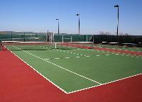 Tennis Synthetic Floorings