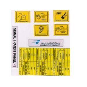 Safety Sticker Printing Services