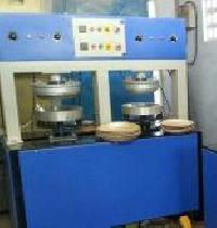 Arecanut leaf Plate Making Machine Automatic Double die
