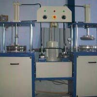 Hydraulic Semi Automatic Plate Making Machine