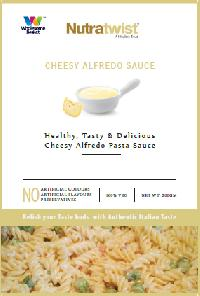 Pasta Sauces-cheese Alfredo