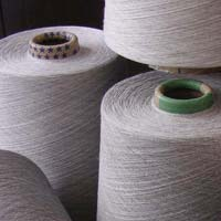 Cotton Polyester Melange Yarn