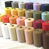 Polyester & Blended Dyed Yarn