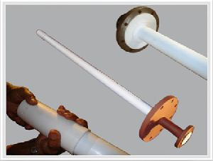 Ptfe Lined Dip Tube / Sparger