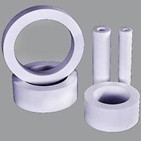 PTFE Spacers Machined Parts