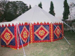 round tent