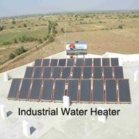 Solar Industrial Water Heater