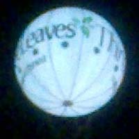 Advertising lighted Sky Balloons