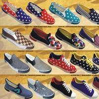 Canvas Rubber Shoes
