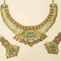 Designer Gold Antique Jewellery