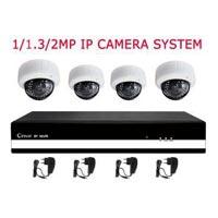 Cctv Camera (4ch Diy Kit)