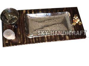 Stainless Steel Serving Platters