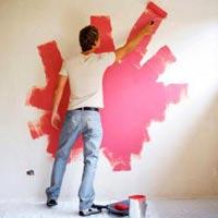 Painting and Polishing Work