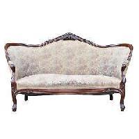 Carved Antique Sofa
