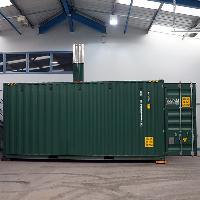Containerised Incinerator