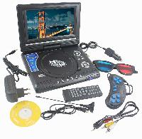 Portable Dvd Media Player