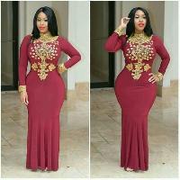Lycra Lace dress3