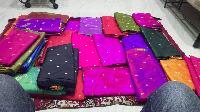Handmade Paithani Silk Sarees