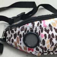 Smartphone Speaker Bag