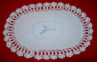 Crochet Table Covers
