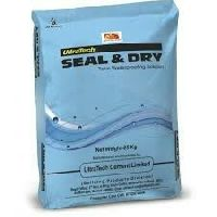 Seal And Dry 25 Kg Waterproofing material