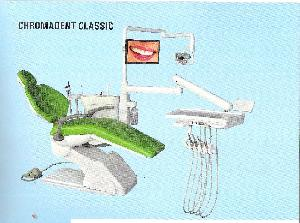 CHROMADENT CLASSIC FULLY ELECTRICAL DENTAL CHAIR