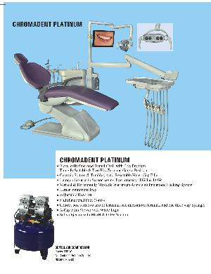 Chromadent Dental Equipment Eagle Opg With Cephalograph