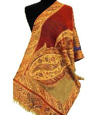 Handmade indian silk scarves