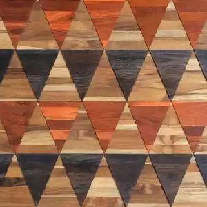 Teak Wood Wall Panels