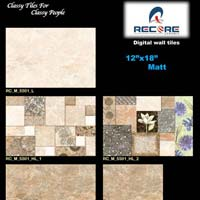 12x18 Matt Series Wall Tiles