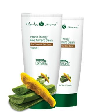 Herbal Aloe Turmeric Cream