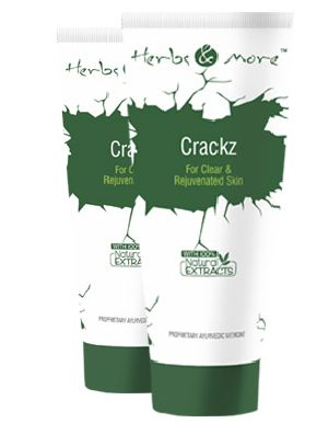 Herbal Crackz Cream