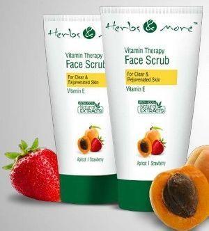 Herbal Face Scrub