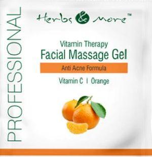 Herbal Facial Massage Gel