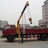Lorry Loading Crane